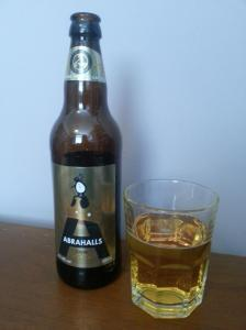 Abrahall's well rounded medium cider