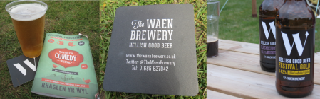 Hellish Good Beer from the Waen Brewery