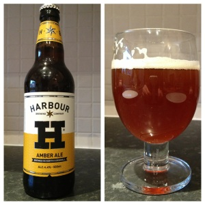 Harbour Brewing Company's Amber Ale
