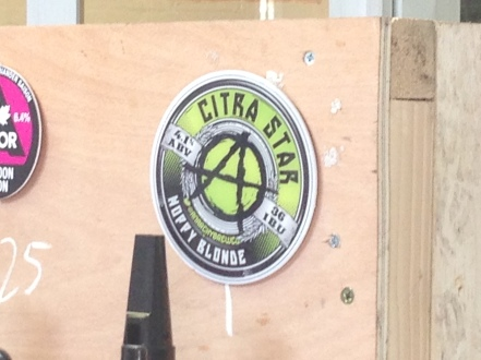 "alt=""citra craft beer pump"""